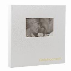 """Fotoalbum """"Spitze"""" zur Goldhochzeit"""