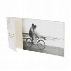 """Fotokarte """"Cassandra"""" als Hochzeitseinladung"""