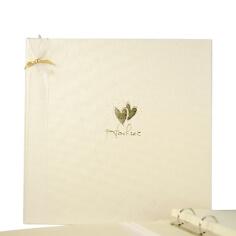 Hochzeitsalbum Ringbuch
