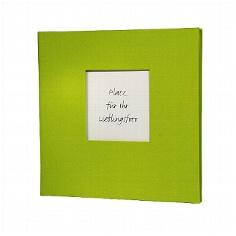 """Gästebuch """"Toulouse"""", lindgrün"""