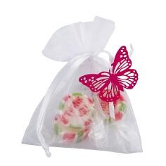 Gastgeschenk Eos mit Schmetterling