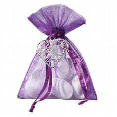 Gastgeschenk Hochzeit Harmonia lila