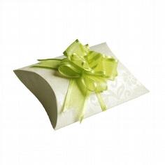Gastgeschenk Naxos in elfenbein-grün
