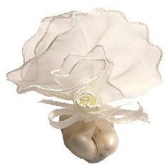 Gastgeschenk Persephone mit Mandeln in Creme