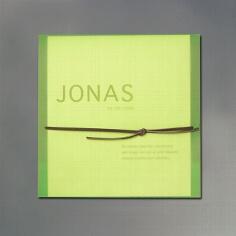 """Geburtsanzeige """"Jonas"""""""