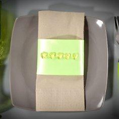 Geschenk-Tischband aus Satin