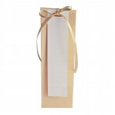 Geschenkanhänger weiß - für Gastgeschenke zur Hochzeit