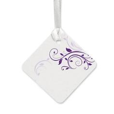 Geschenkkärtchen Violet für Ihren Text