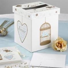 """Geschenkkarten Briefbox """"Forever"""""""