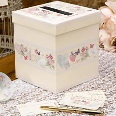 """Geschenkkarten Briefbox """"With Love"""""""