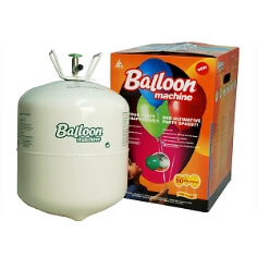 Helium für 50 Ballons