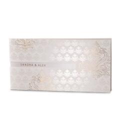 Einladungskarte zur Hochzeti Chiara