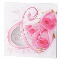 Hochzeitskarte Deborah