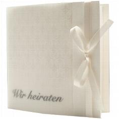 """Einladungskarte """"Elegance"""" zur Hochzeit"""