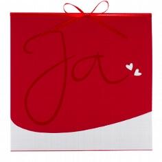 """Einladungskarte """"Gaby"""" für die Hochzeit"""