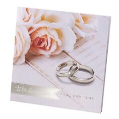 Hochzeitseinladung Iris