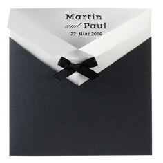 """Einladungskarte """"Martin"""""""