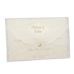 Hochzeitseinladung Rebecca