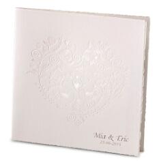 Hochzeitseinladungskarte Alba