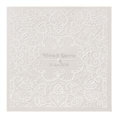 Hochzeitseinladung Jana Design II