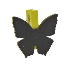 Klammer-Schmetterling-gruen