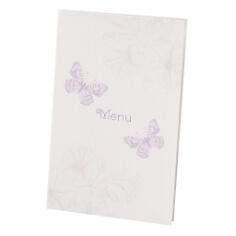 Menuekarte-Mona-Schmetterling