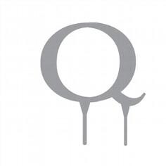 """Tortenfigur Monogramm """"Q"""""""