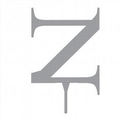 Tortenfigur Monogramm Z