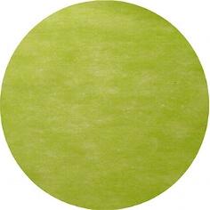 """Platzset """"Kreis"""" für die grüne Hochzeitsdeko"""
