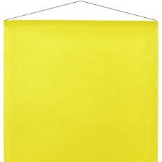 Dekorationsbanner-gelb