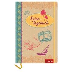 """Reisetagebuch """"Meine Reise"""" - Originelles Reisetagebuch"""
