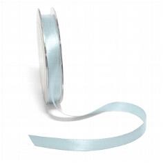 Satinband, 10 mm, 10 m, hellblau