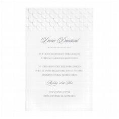 Save-the-date-Karte Felia zur Hochzeit