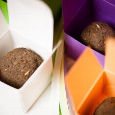 Seedbombs - Originelles Gastgeschenk zur Hochzeit