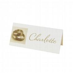 """Tischkarte """"Cindy"""" für die Hochzeit"""