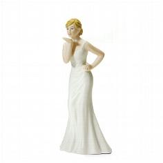 Brautfigur für die Hochzeitstorte