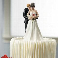 """Tortenfiguren """"Hochzeits Harmonie"""" für Ihre Hochzeit"""