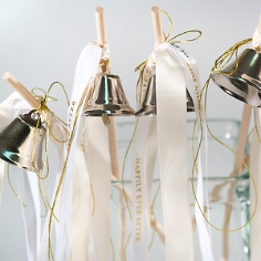 DIY Wedding Wands