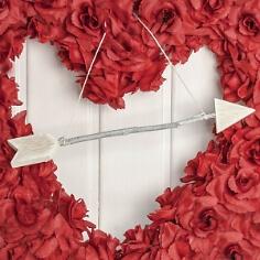 Romantische Wegweiser zur Hochzeit