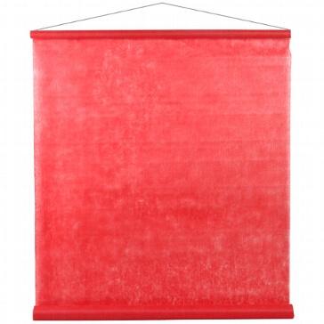 Rote Dekorations-Banner aus Vlies zur Hochzeit