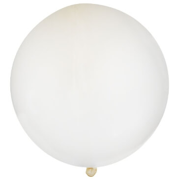 Riesen-Luftballon-weiss