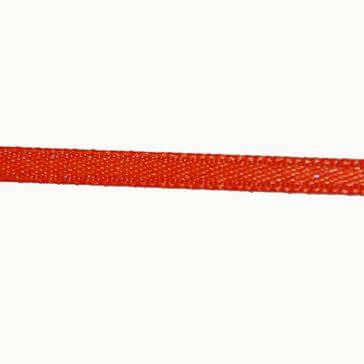 Satinband in Orange - 7mm