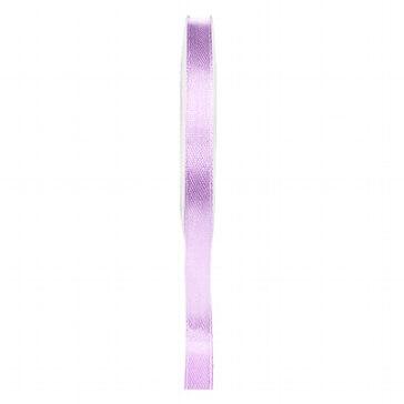Geschenkverpackung Satinband in Lavendel