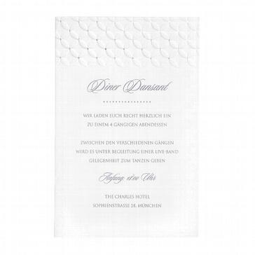 """Save-the-date-Karte """"Felia"""" zur Hochzeit"""