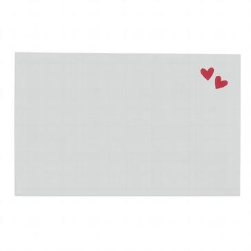 """Save the Date- oder Dankeskarte """"Gaby"""" - blanko"""