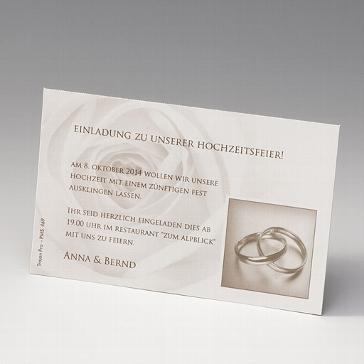 """Save the Date-Karte """"Giuliana"""" für die Hochzeit"""