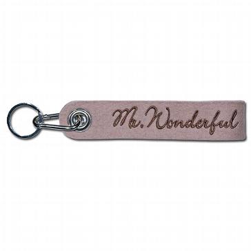 die besondere Geschenkidee Schluesselband Schluesselanhaenger Mr. Wonderful