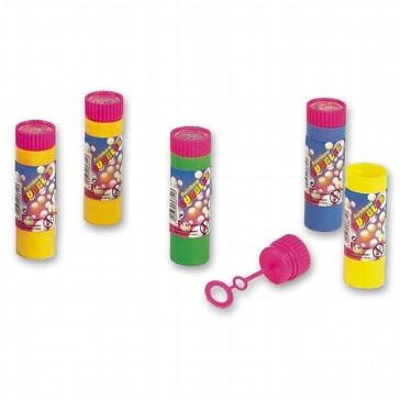 Seifenblasen-Röhrchen