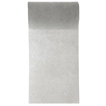 Servietten-/Tischband Vlies, grau