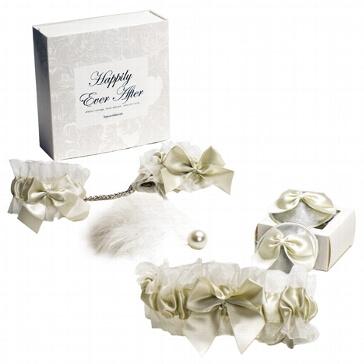 Set Hochzeitsnacht creme - verführerisches Hochzeitsgeschenk